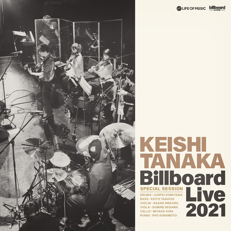 LIVE EP 『Billboard Live 2021』